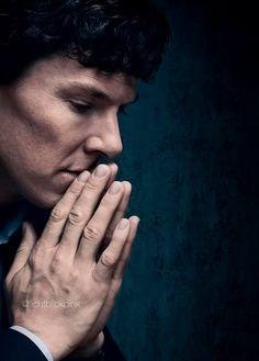 Benedict Cumberbatch in and as Sherlock. Benedict Sherlock, Sherlock John, Sherlock Series, Sherlock Holmes Bbc, Sherlock Holmes Benedict Cumberbatch, Sherlock Tumblr, Johnlock, Martin Freeman, Benedict And Martin