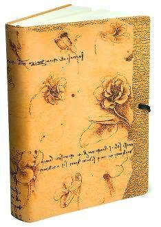 Pretty vintage world map journal httpbarnesandnoblep fiori da vinci tan italian leather printed journal with tie 6x8 gumiabroncs Gallery