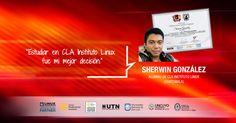 Testimonio Sherwin Gonzalez - Curso Debian Linux System Engineer - Plan de formación de administradores de redes linux - Linux Sysadmin - Carrera Linux