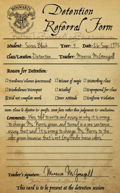 The Marauders - Comments: When I told Mr. Potter that his dog eating his homework was becoming a serious problem, he started laughing so hard I had to ask him to leave the classroom because he was disrupting others. Filius Flitwick>>>> very punny 😂😂 Posters Harry Potter, Images Harry Potter, Theme Harry Potter, Harry Potter Jokes, Harry Potter Universal, Harry Potter Fandom, Harry Potter World, Hogwarts, Ravenclaw