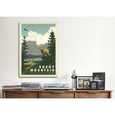 You'll love the Mid Century Scratch Framed Graphic Art at AllModern - With Great Deals on modern Décor  products and Free Shipping on most stuff, even the big stuff.