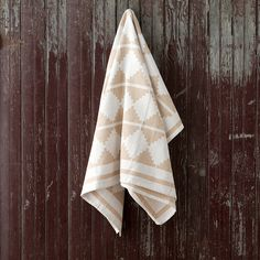 Pyramids Travel Throw in House+Home TRENDING Pattern Play at Terrain