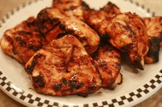 ALL-WEATHER BARBECUE CHICKEN