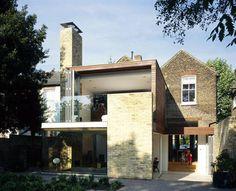 addition by London-based architect David Mikhail