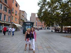 Passejant per Venècia. (Itàlia) Campo Santa Margherita