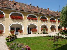 Keszthely - Hungary - Pethő ház | West-Balaton.hu Mansions, House Styles, Home Decor, City Landscape, Budapest, Hungary, 19th Century, Monuments, Europe