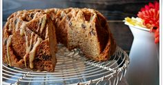 Bundt cake de horchata, ¡extra de jugosidad!