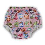 Pink Owl Waterproof Training Pants