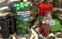 Call of Duty Birthday Party Ideas for Army