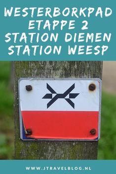 Een verslag van etappe 2 van de lange-afstandswandeling Westerborkpad. Deze tweede etappe loopt van Station Diemen naar Station Weesp. Mijn belevenissen en mijn route lees je in deze blog. Loop je mee? #diemen #weesp #diemerbos #gaaspermolenpad #westerborkpad #etappe2 #geschiedenis #tweedewereldoorlog #wandelen #hiken #jtravel #jtravelblog