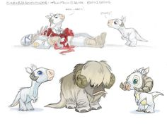 For Clone Wars Adventures we pitched pets of some creatures to Lucas and Co. and got shot down :p Here are some of them for your cuddly cravings…. Character Design Cartoon, Character Design References, Character Design Inspiration, Character Concept, Character Art, Concept Art, Creature Feature, Creature Design, Clone Wars Adventures