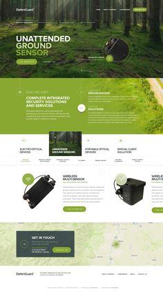 Dribbble - by Milan Chudoba Layout Design, Website Design Layout, Website Design Inspiration, Web Layout, Blog Design, Ui Web, Responsive Web Design, Modern Website, Creative Web Design