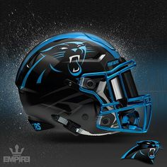 Great Information About Learning To Play Football. Football can be so rewarding. You probably already like football if you're reading the article here. Football Helmet Design, College Football Helmets, Sports Helmet, Football Gear, Football Memes, Sport Football, Nfl Gear, Panther Football, Football Pics