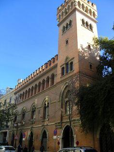 Palacio del marqués de La Motilla. Sevilla España.