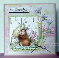 Heather's Haven: House Mouse & Friends - Add a Little Sparkle!!!