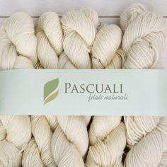 Pascuali Kennenlern-Paket: Garne zum Färben mit Merino, Pinta und Alpaca Fino