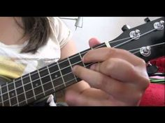 With a little help from my friends 'THE BEATLES' Beginner Ukulele Tutorial - YouTube