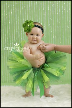 St Patricks Day Baby Picture Ideas Archidev