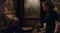 Apples Holiday Ad Features Andra Day Stevie Wonder And VoiceOverNamed Someday at Christmas Apple just shared its holiday video ad ahead of Thanksgiving in the U.S. and the holiday season. Surprisingly it doesnt showcase Apples latest and greatest products. Instead it focuses on music and family time. It also features Andra Day and Stevie Wonder. Read More