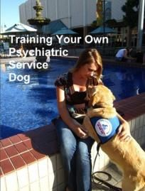 Service Dog Training Books