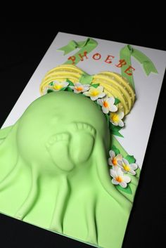 Phoebe's Baby Shower Pregnant Belly Cake | Creative Hands Inspired Mind | Flickr