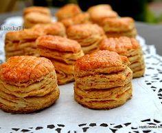 Vynikajúce oškvarkové pagáče Clean Recipes, Cooking Recipes, Slovak Recipes, Turkey Cake, Savoury Baking, Salty Snacks, Special Recipes, Cheese Recipes, Food To Make