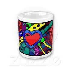 $16.30 - LoveTangle Coffee Mug