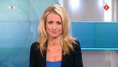 Dionne Stax Dutch, news anchor