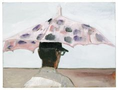 Peter Doig: LAPEYROUSE UMBRELLA, 2004