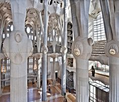 La Sagrada Família - Barcelona