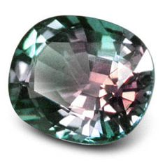 Alexandrite... stone of prosperity and longevity... balances mind and emotions, promotes spiritual growth.  Believed to improve blood circulation, purify blood and strengthen blood vessels.  Makes the wearer more calm and peaceful