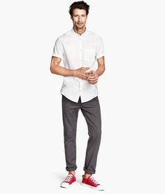 Cargo Pants Slim fit | H&M For Men | H&M FOR MEN | Pinterest ...