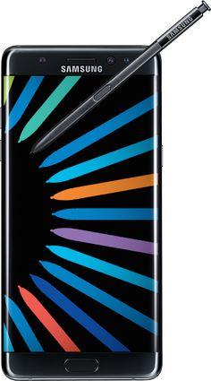 Galaxy Note7 phone+圖示