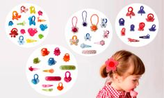 Hair Accessories for Siena