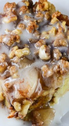 Cinnamon Apple Pie Bread Pudding