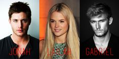 My dream cast for Lailah (The Styclar Saga #1) by @styclar #styclar #Lailah #NikkiKelly