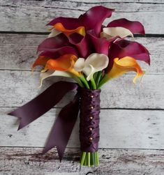 Cassie's bouquet?  <- I love that someone else commented that! That's gorgeous.