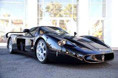 Maserati 12C.