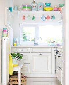 Perfect tiny kitchen