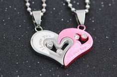 Heart Necklace Giveaway | Life N more