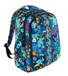 Backpack Baby Bag   Vera Bradley midnight blues MY DREAM BABY BAG!!!!! :) I just absolutely ADORE it :) :) :) :)