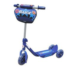 The well cool Razor Scooters! 3 Wheel Scooter, Best Scooter, Kids Scooter, Scooter Parts, Scooter Girl, Razor Electric Scooter, Scooters For Sale, Third Wheel, Wheels And Tires