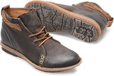 Born Temple in Dark Gray - Born Womens Boots on Bornshoes.com
