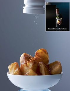 The recipe and photo are from Heston Blumenthal at Home by Heston Blumenthal