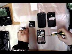 Разбор телефона fly IQ239