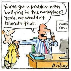 Bosses Who are Bullies are Fabulous Manipulators of the Truth when it comes to thev Targeted Employee/ Staff Person....The Bully Boss' Lies often become truths in the minds of co-workers too afraid or too self-centered or too lazy or too ignorant to analyze what is actually going on re: the Target.