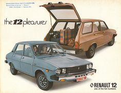 Renault 12 as in North America