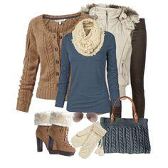 Casual Fall Clothes 2013 | Trendy Women Fashion - Fall 2013