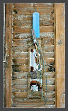 Λαμπάδα εργαλεία, κατσαβίδι, λινάτσα
