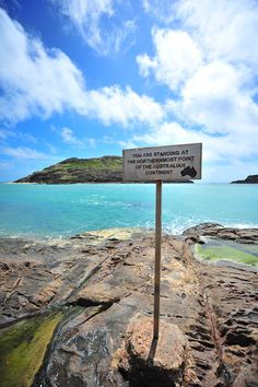 Cape York Australia - All the hard yards will go towards getting here.